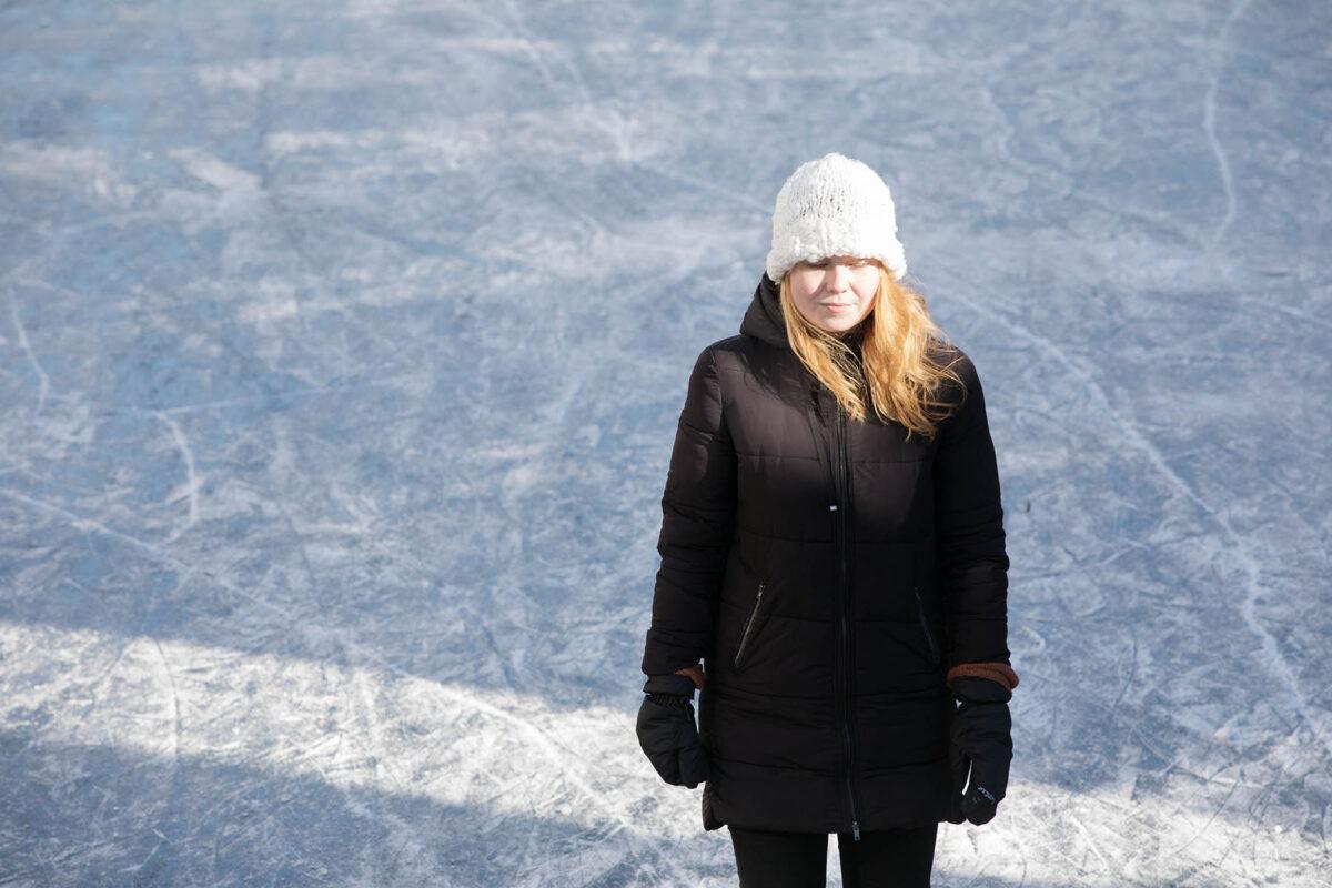 Nederland. 13 februari 2021. Gouda. Winter wonderland.Foto: Inge van Mill