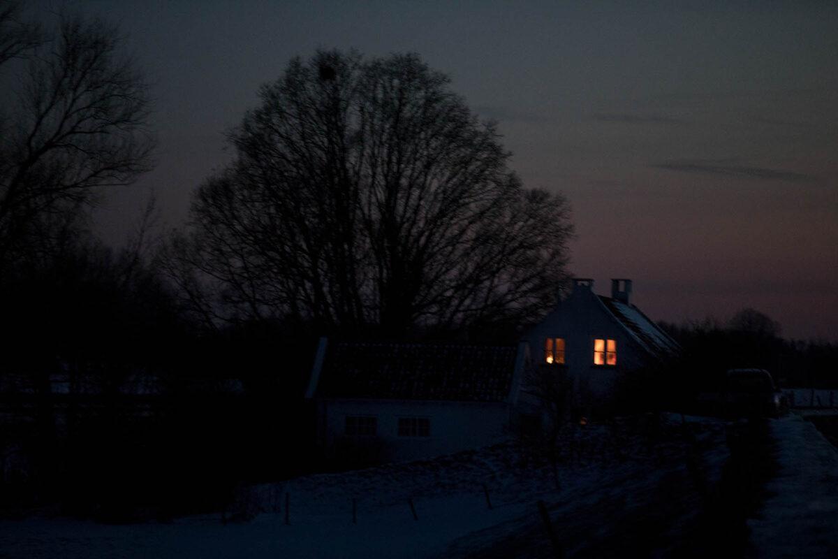 Nederland. 2021. Winter wonderland.Foto: Inge van Mill